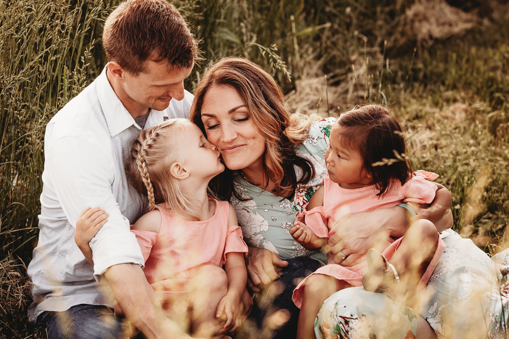 Family of Four maryland session