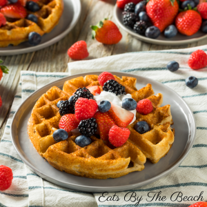 the best belgian waffle recipe